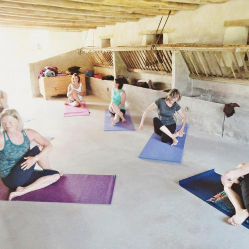 Stable new Yoga Studio