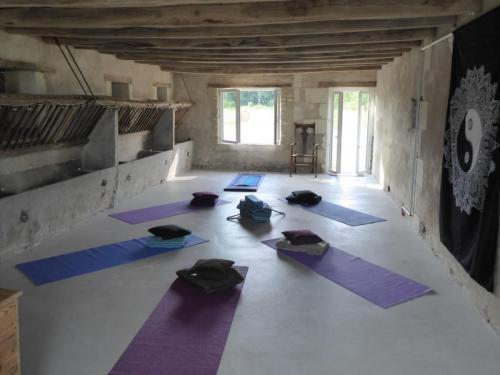 New Stable Yoga Studio